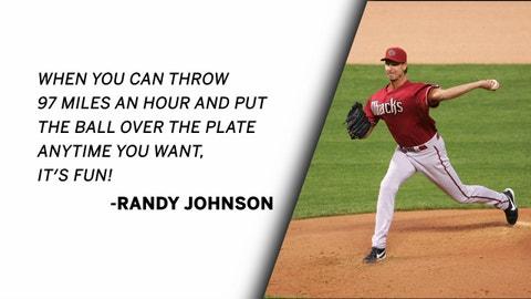 Randy Johnson | The Art of Pitching