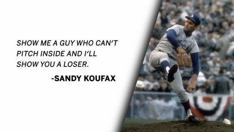 Sandy Koufax | The Art of Pitching