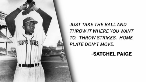 Satchel Paige | The Art of Pitching