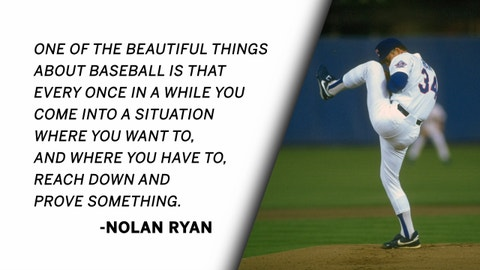 Nolan Ryan | The Art of Pitching