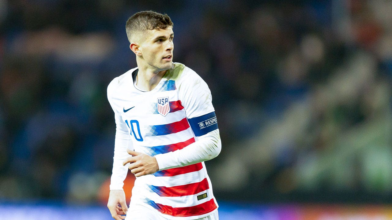 best service 2c077 09247 FOX Soccer Tonight: USMNT prepare for Gold Cup opener