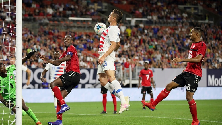 FOX Soccer Tonight: USMNT vs. Trinidad and Tobago highlights and analysis
