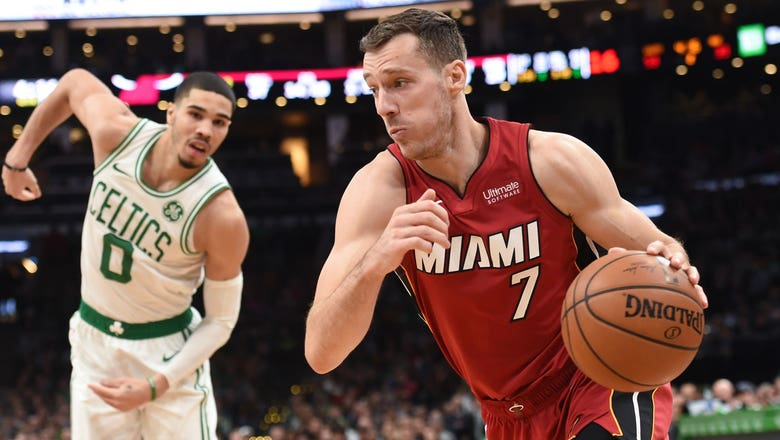 Goran Dragic reportedly tells Heat he is exercising his $19.2 million option for next season