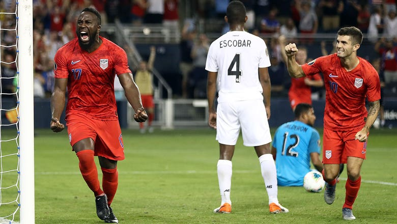 Stoppage Time with Stu:  How was the USMNT performance vs. Panama?