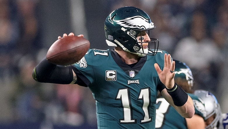 Skip Bayless: Eagles QB Carson Wentz's contract extension is 'good news' for the Cowboys
