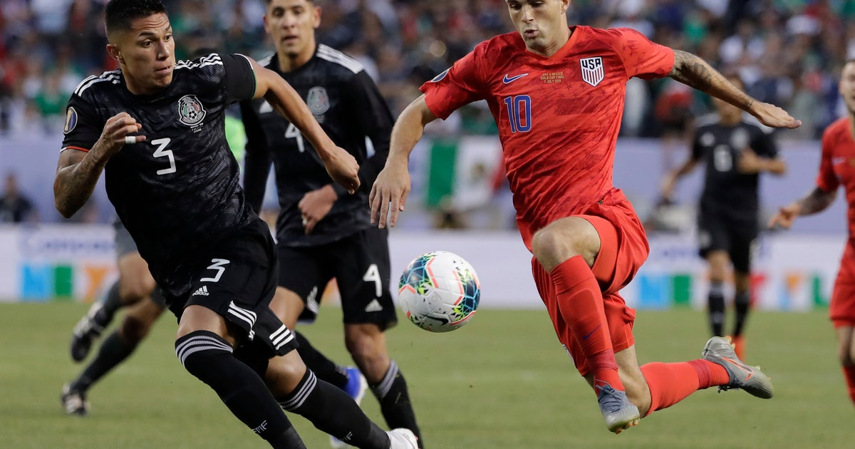 US men's soccer to play Mexico in New Jersey on Sept 6 | FOX Sports