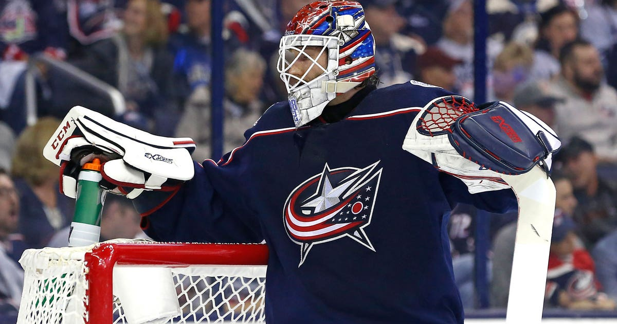 Panthers thinking big after signing two-time Vezina Trophy winner Sergei Bobrovsky | FOX Sports