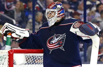 Panthers thinking big after signing two-time Vezina Trophy winner Sergei Bobrovsky