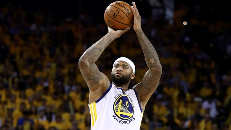Shannon Sharpe thinks DeMarcus Cousins would be a 'beneficial' addition to the San Antonio Spurs