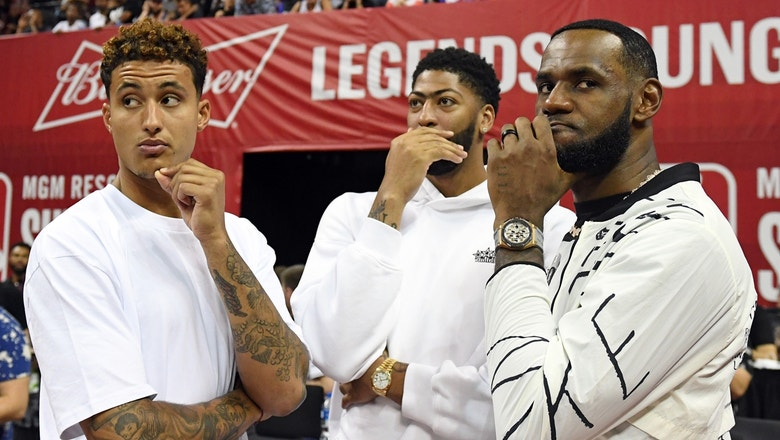 Nick Wright disagrees this version of the Lakers is the best team LeBron has been on since Miami