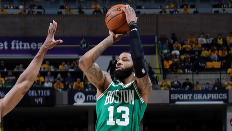 Skip Bayless is convinced LeBron James is behind Marcus Morris potentially backing out of Spurs deal