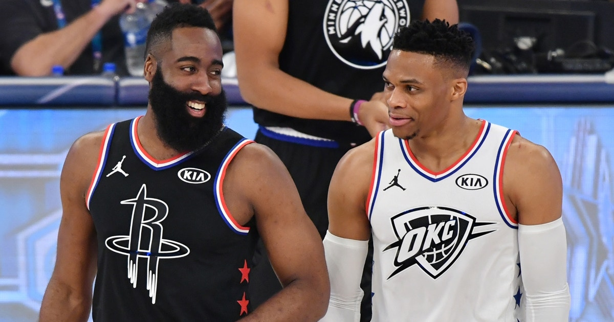 Cris Carter has doubts about James Harden – Russell Westbrook duo in Houston