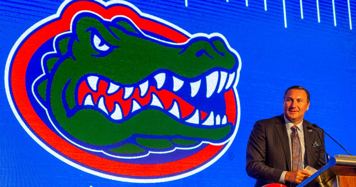 Gators appear poised for breakthrough season in Dan Mullen's 2nd year at the helm | FOX Sports