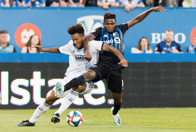 Lappalainen scores twice in MLS debut, Impact beat Union 4-0