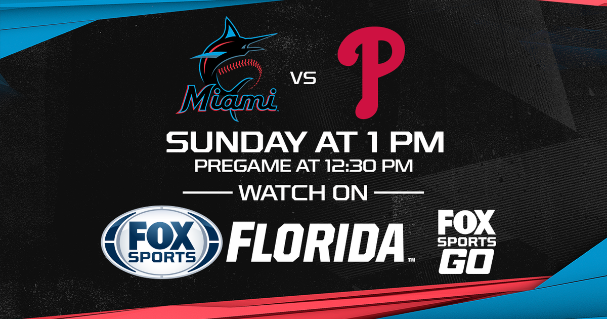 Philadelphis Phillies at Miami Marlins game preview