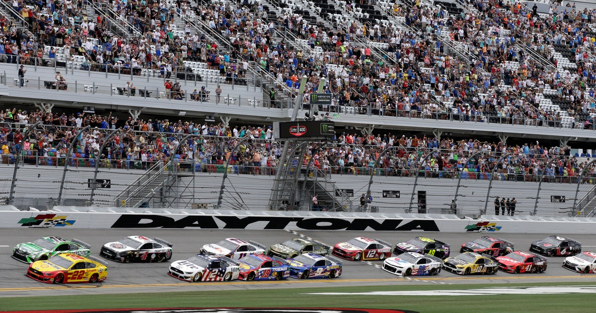 The Latest: Dillon starts Big One, takes out Daytona leaders | FOX Sports