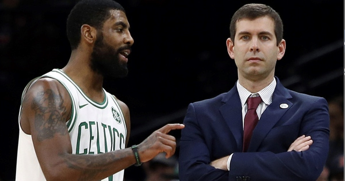 Chris Broussard says the criticism on Kyrie Irving for the Celtics failed season has 'gone way too far'
