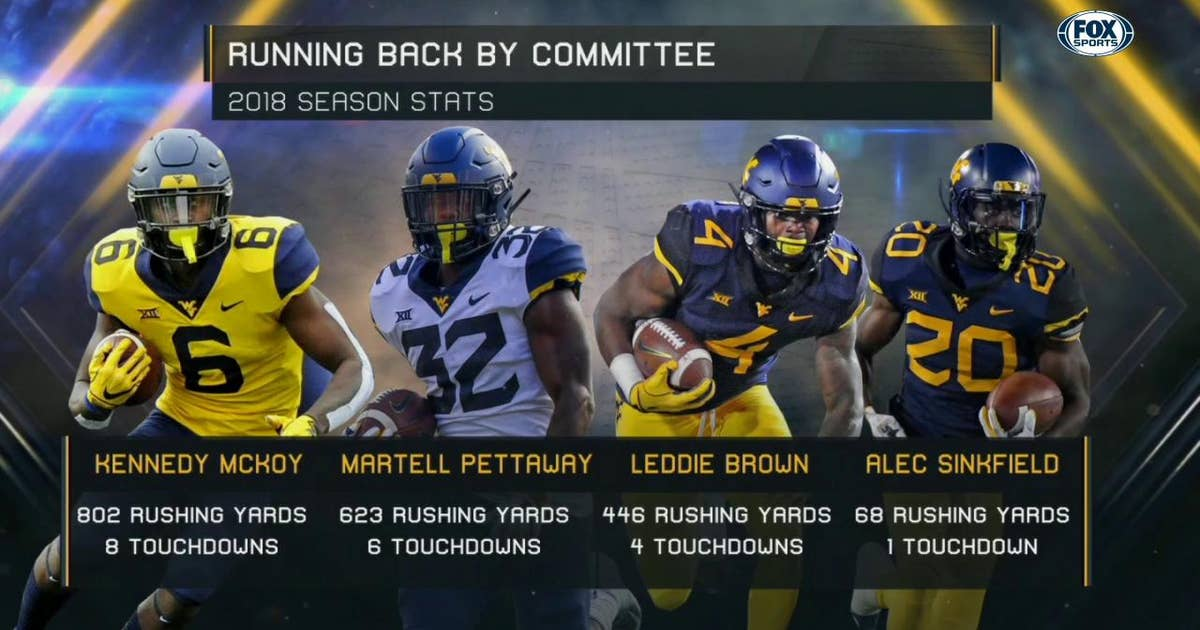 RB by Committee for West Virginia   Big 12 Media Days