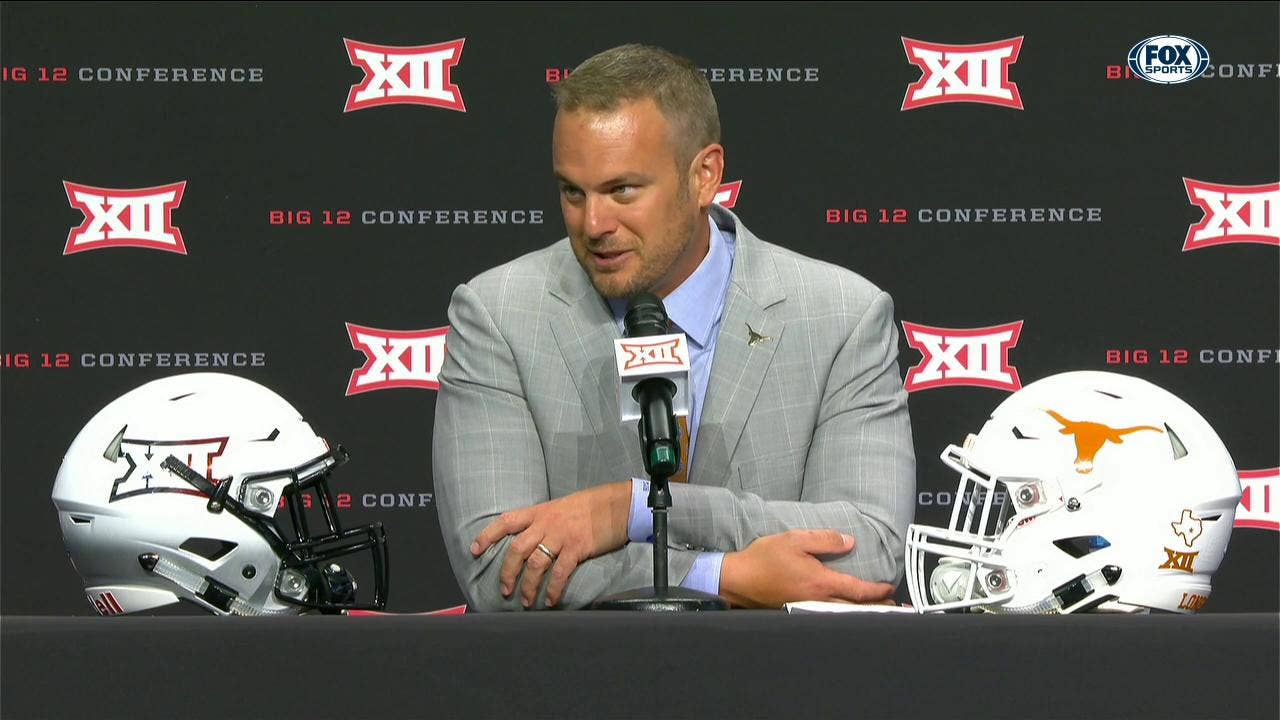 Image result for Big 12 media Days Dallas 2019