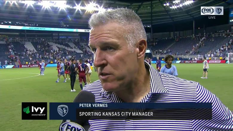 Vermes: 'We were never dangerous enough' in 2-0 home loss