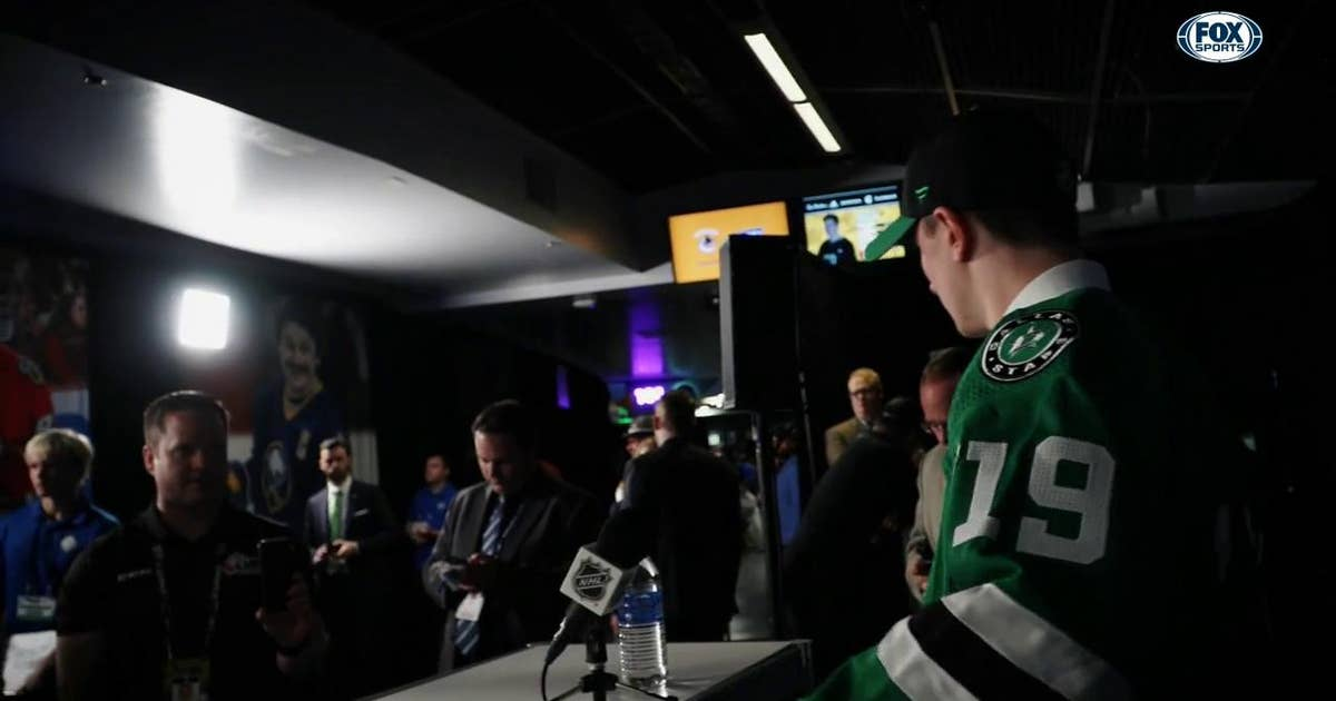 Thomas Harley Selected 18th in NHL Draft | Stars Insider Offseason Edition