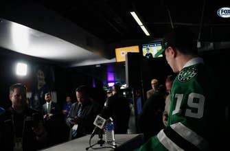 Thomas Harley Selected 18th in NHL Draft | Stars Insider Offseason Edition