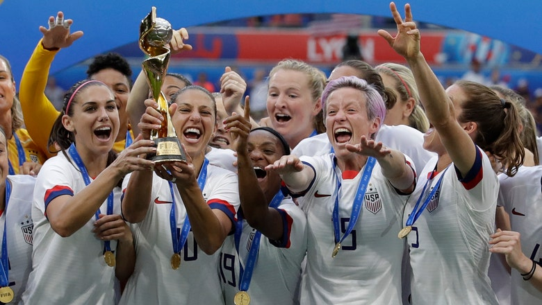 United States extends FIFA rankings lead with World Cup win