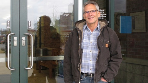 "<p>               FILE - In this April 26, 2016, file photo, ""Into the Wild"" author Jon Krakauer comments on his lawsuit against Montana's higher education commissioner in Bozeman, Mont. Krakauer's five-year quest to find out how and why Montana's top higher education official intervened to prevent a star college quarterback's expulsion over a rape accusation stalled Wednesday, July 3, 2019, when the state Supreme Court denied him access to those records. (AP Photo/Matt Volz, File)             </p>"
