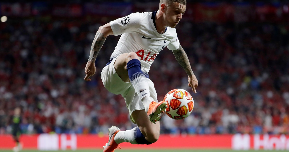 Trippier joins Atletico Madrid from Tottenham | FOX Sports