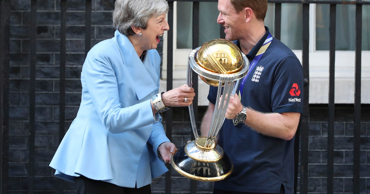 Diverse and talented, England cricket champs come from afar   FOX Sports