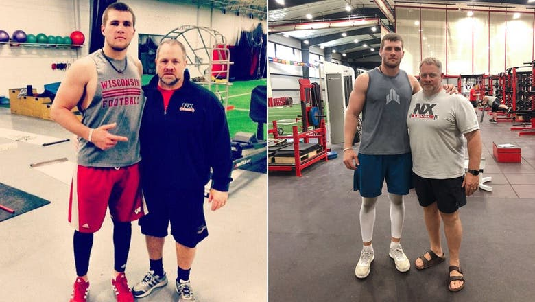 Top Tweets: Former Badger TJ Watt has impressive four-year transformation