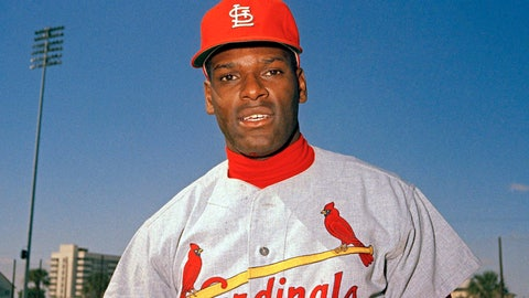 <p>               FILE - In this March 1968 file photo, St. Louis Cardinals pitcher Bob Gibson is pictured during baseball spring training in Florida. Gibson is fighting pancreatic cancer. The St. Louis Post-Dispatch said the 83-year-old Hall of Famer was diagnosed with the cancer several weeks ago and revealed the news Saturday, July 13, 2019, to the other living Hall of Famers. (AP Photo, File)             </p>