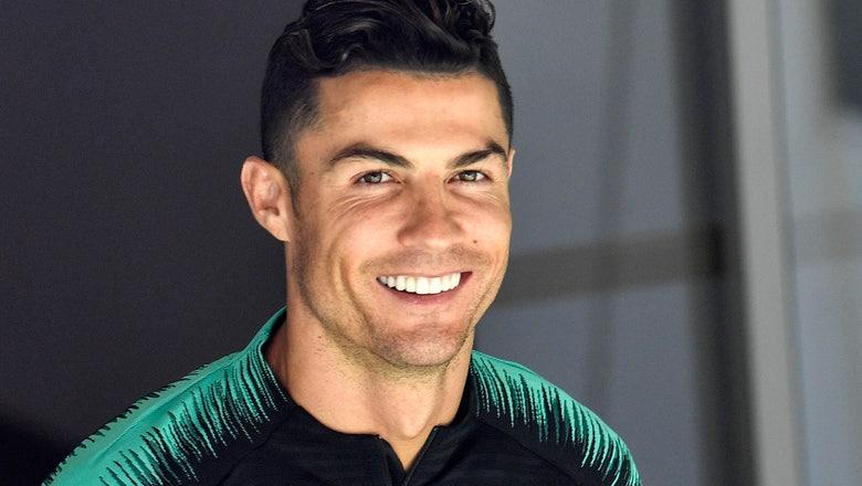 Cristiano Ronaldo won't face rape charge in Las Vegas