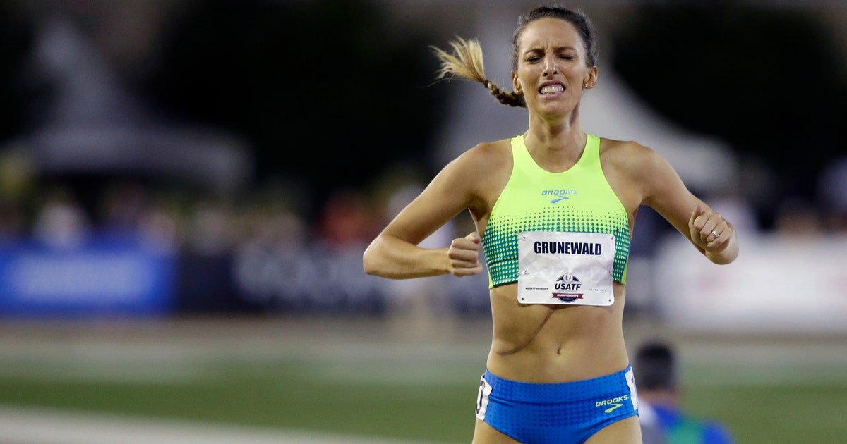Tribute planned at nationals for late runner Gabe Grunewald | FOX Sports