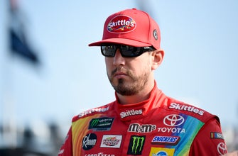 Kyle Busch aims for 3rd straight win at Pocono Raceway
