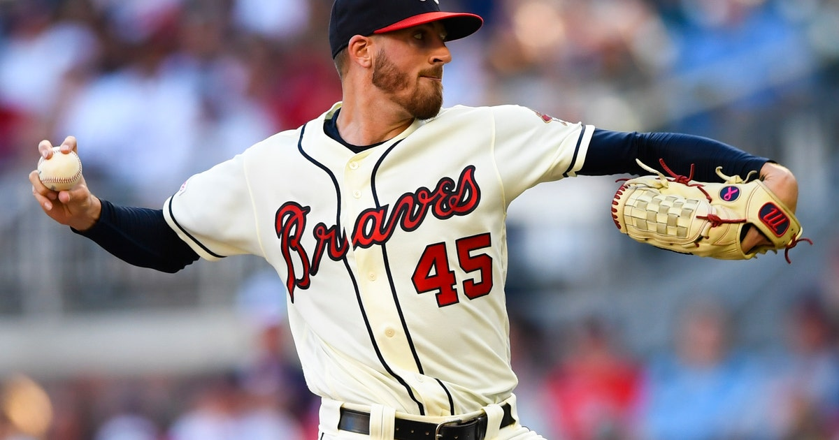 Gausman makes strong return from IL as Braves beat Nats 7-1 | FOX Sports