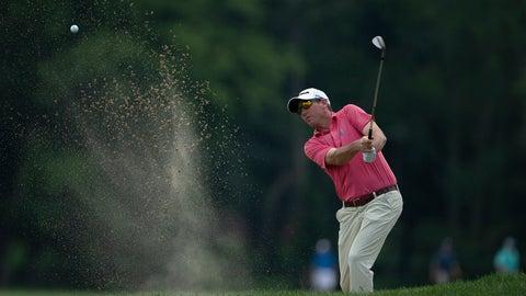PGA tour: Herman takes one-shot lead in Barbasol Championship