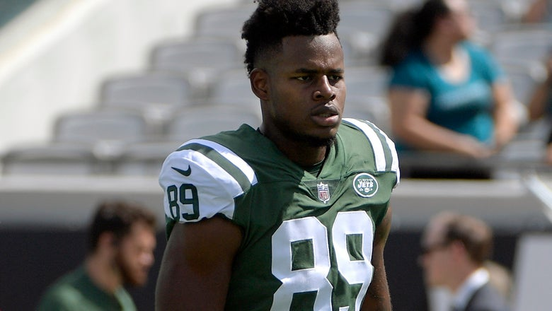 Jets TE Herndon suspended 4 games by NFL for 2018 DWI arrest