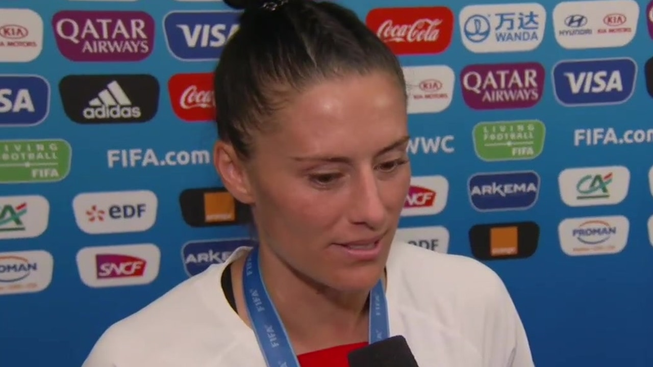 'We were ready for the moment': Ali Krieger reflects on the USWNT's road to  the 2019 FIFA Women's World Cup™