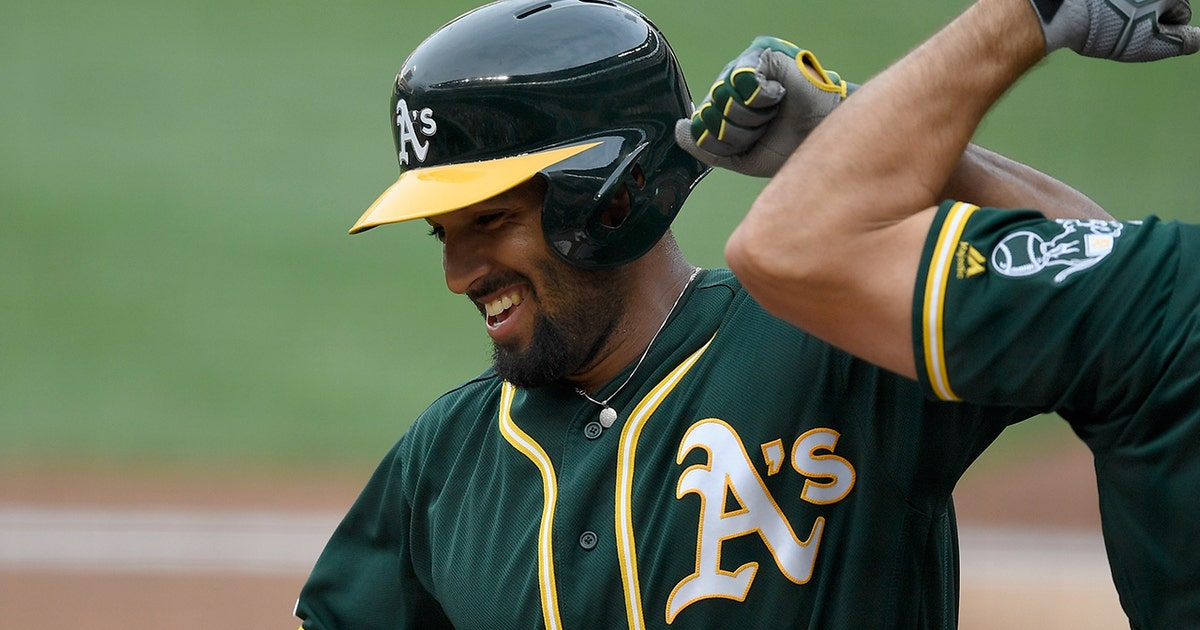 Athletics take down Twins 5-3 behind pair of sixth-inning RBI singles