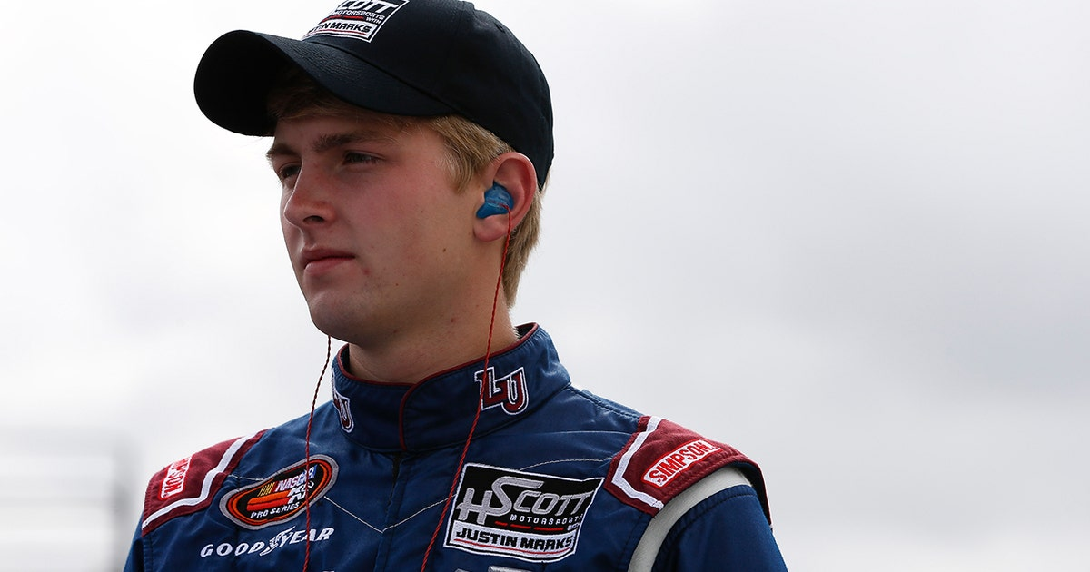 Did William Byron have a backup plan if racing didn't workout?