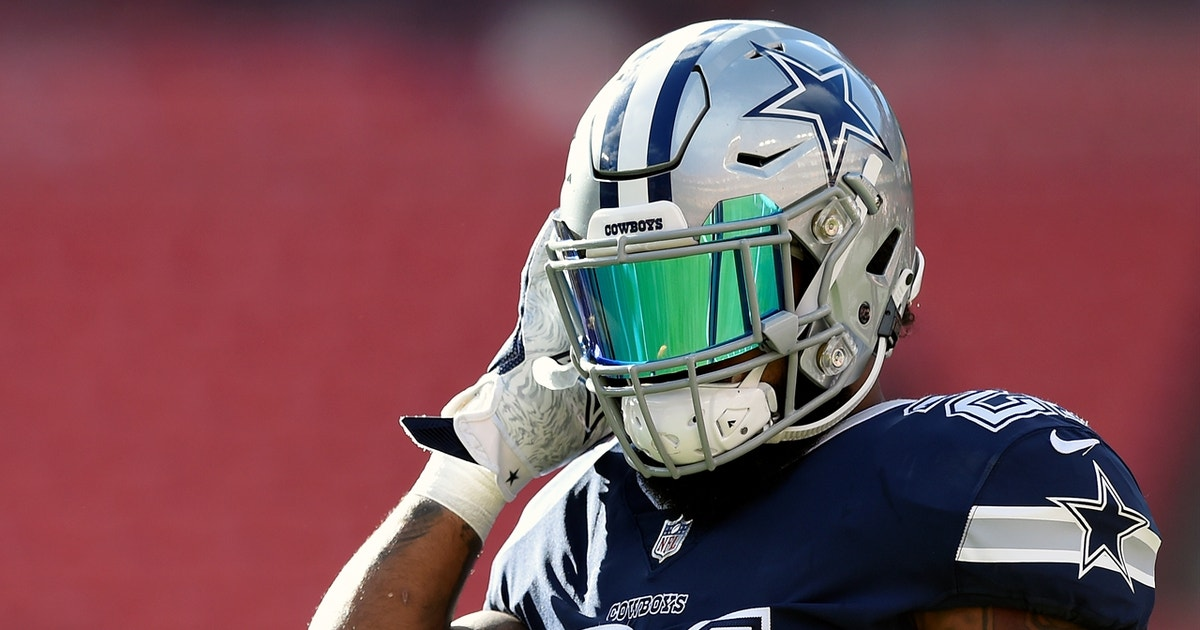Cowboys QB Dak Prescott discusses Ezekiel Elliott's holdout