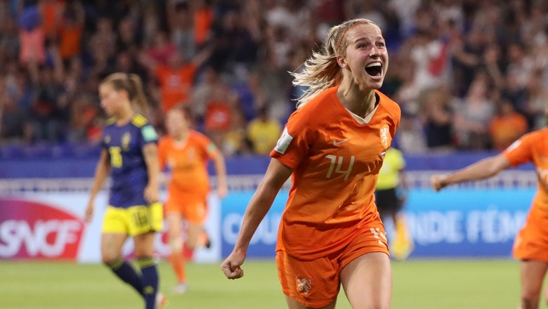90 in 90: Netherlands vs. Sweden | 2019 FIFA Women's World Cup™ Highlights
