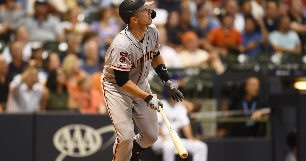 Buster Posey grand slam sinks Brewers in extras