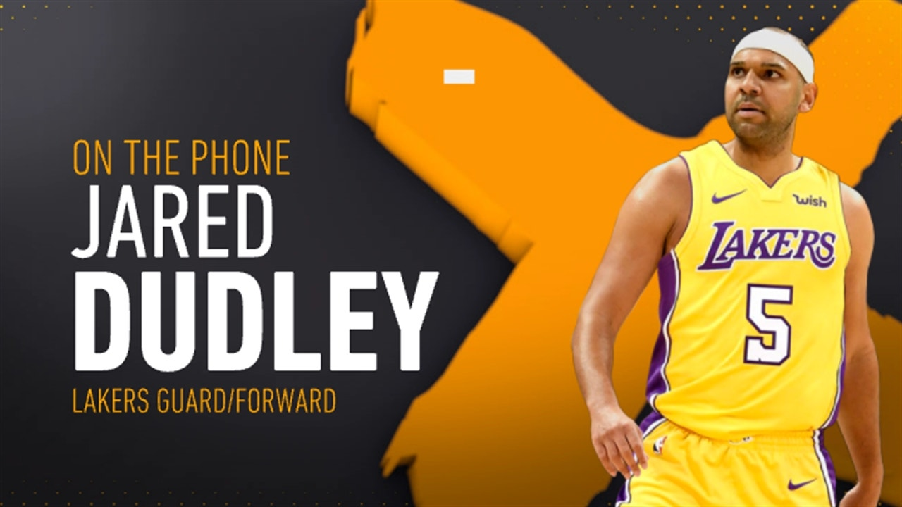 reputable site 92ea1 6b660 Jared Dudley believes Kawhi Leonard will join the Los Angeles Lakers