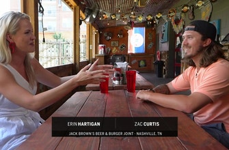 One-on-One with Nashville pitcher Zac Curtis | Rangers Insider