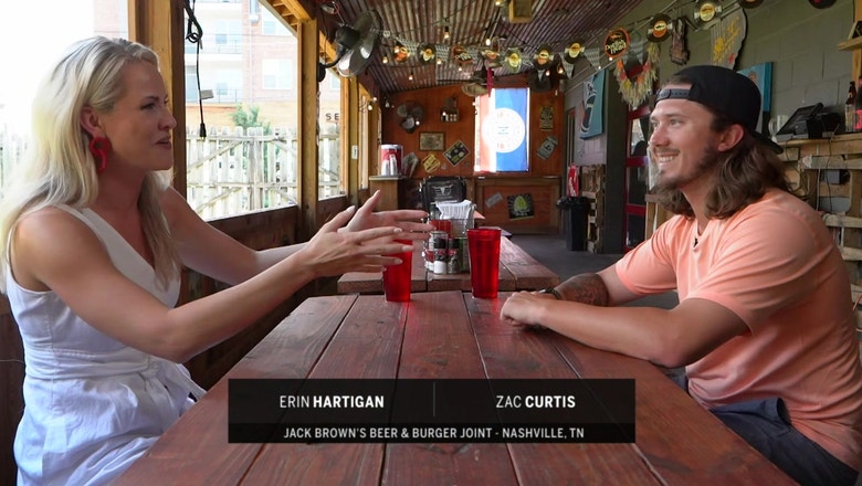 One-on-One with Nashville pitcher Zac Curtis   Rangers Insider