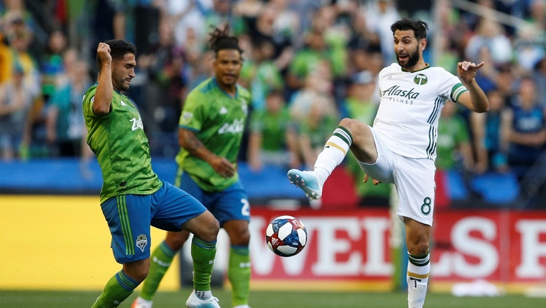 90 in 90: Seattle Sounders vs. Portland Timbers | 2019 MLS Highlights