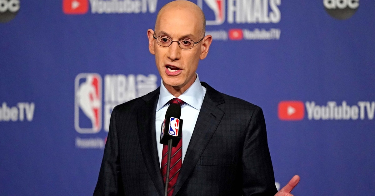 Colin Cowherd: Players not fulfilling contracts is a product of Adam Silver's pro-player attitude