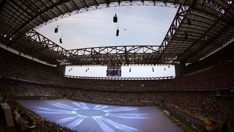Milan soccer clubs submit $1.3BN, 60,000-seat stadium plan